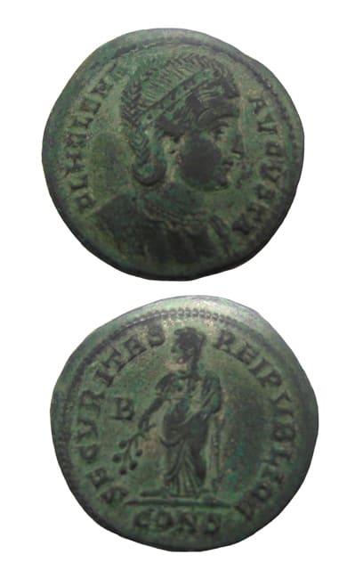 Roman Coins - helena