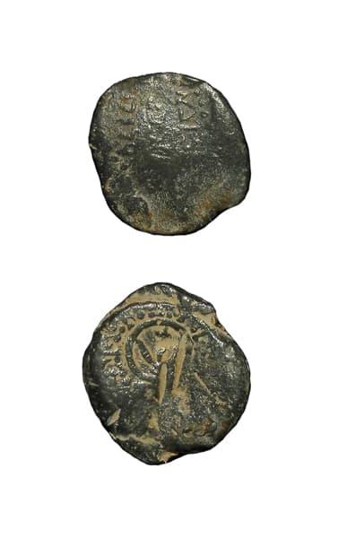 Jewish Coins - king alexander jannaeus