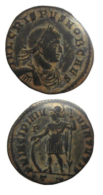 Roman Coins - crispus