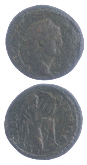 Jewish Coins - roman judea capta