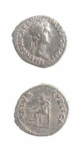 Roman Coins - emperor nerva