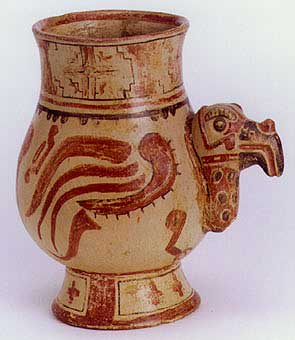 avian effigy vessels