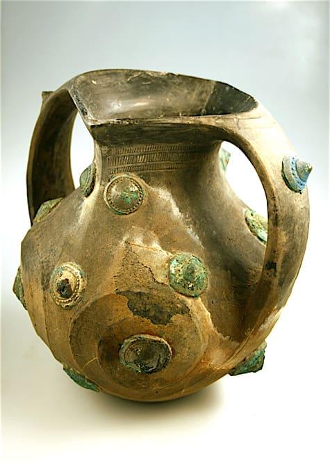 han terracotta vessels