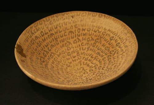 aramaic incantation bowls