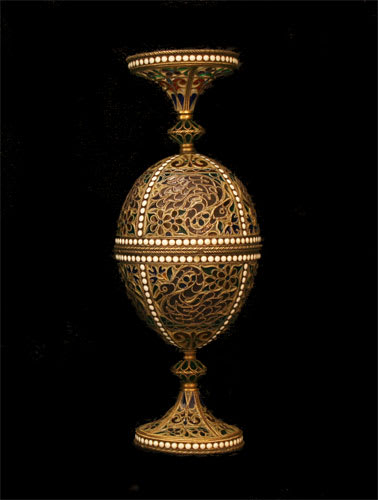 faberge style antiques