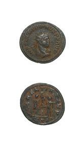 Roman Coins - emperor numerian