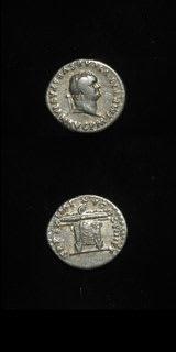 Roman Coins - emperor titus