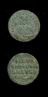 Byzantine Coins - emperor leo vi the wise