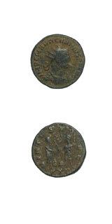 Roman Coins - emperor carinus
