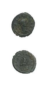 Roman Coins - emperor carus