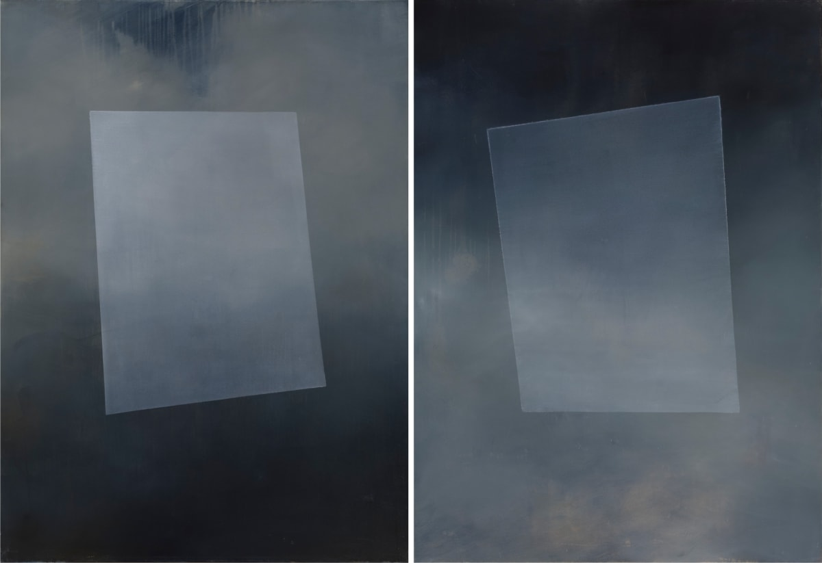 Katherine Spindler, Spaceholder (I & II), 2019
