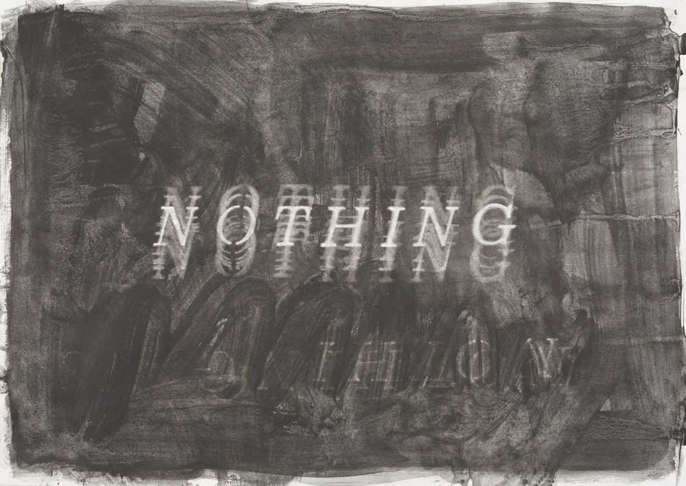 Katherine Spindler, Nothing, 2019
