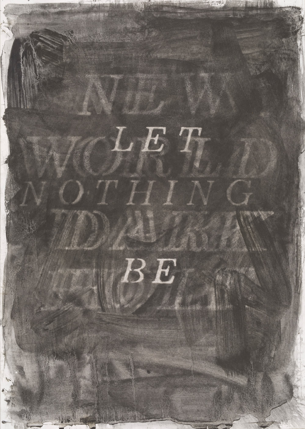 Katherine Spindler, Let Be, 2019