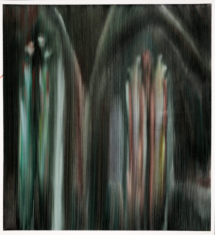Alexia Vogel, Sanctum III, 2018