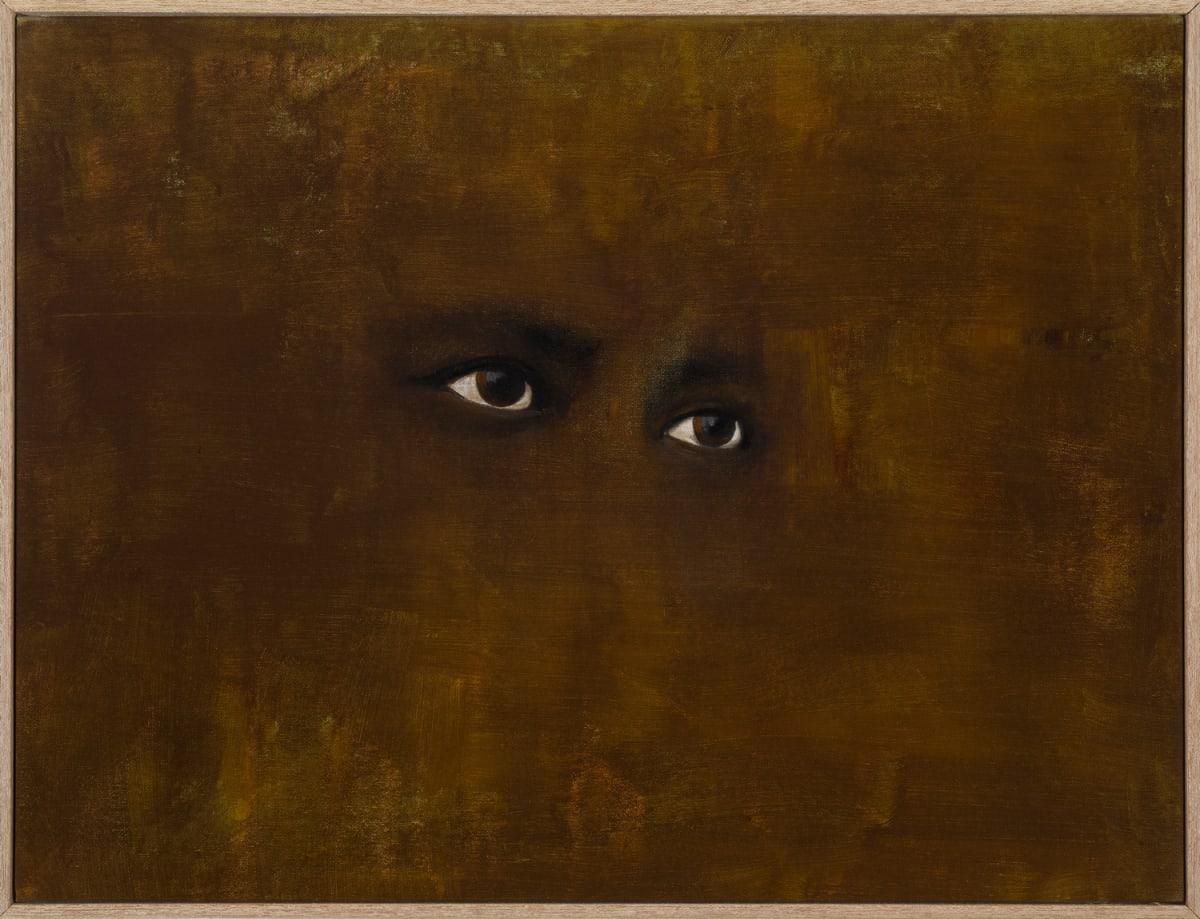 Tom Cullberg, Eyes (MLK Jr), 2019
