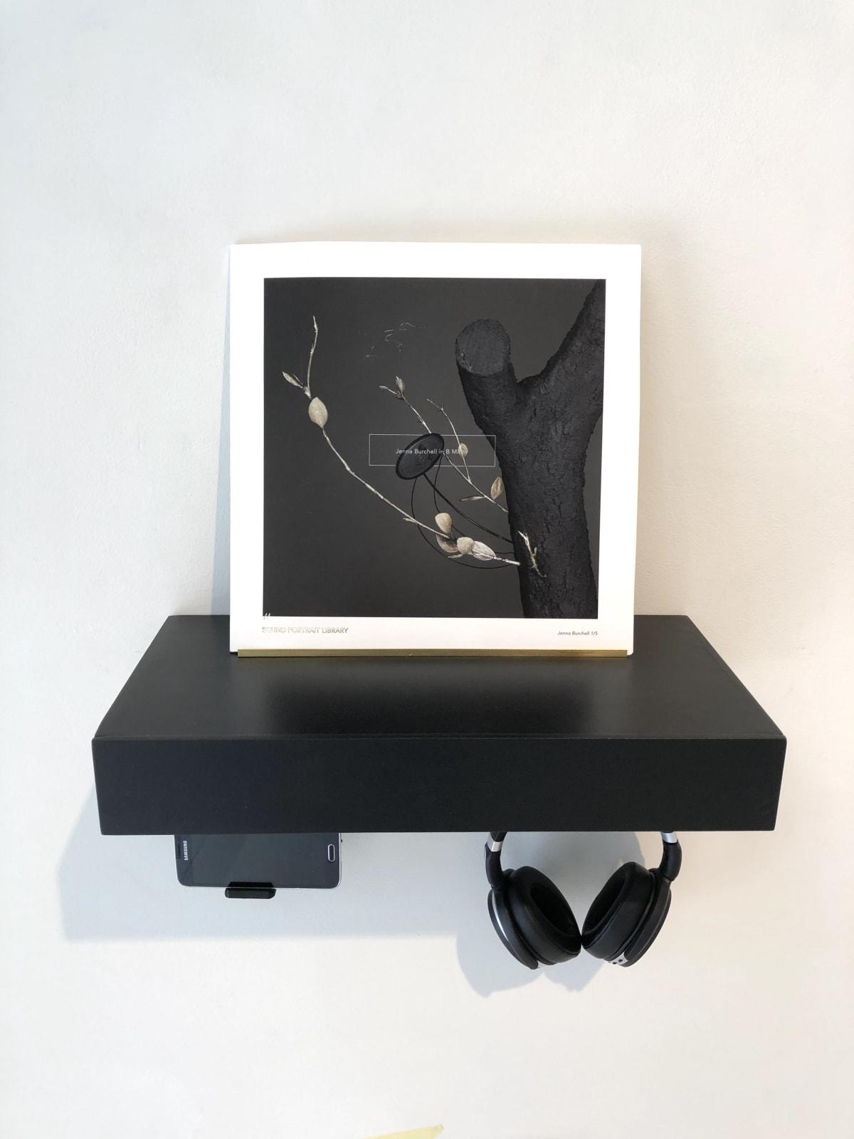 Jenna Burchell, Sound portrait - Jenna Burchell in B Minor, 2019