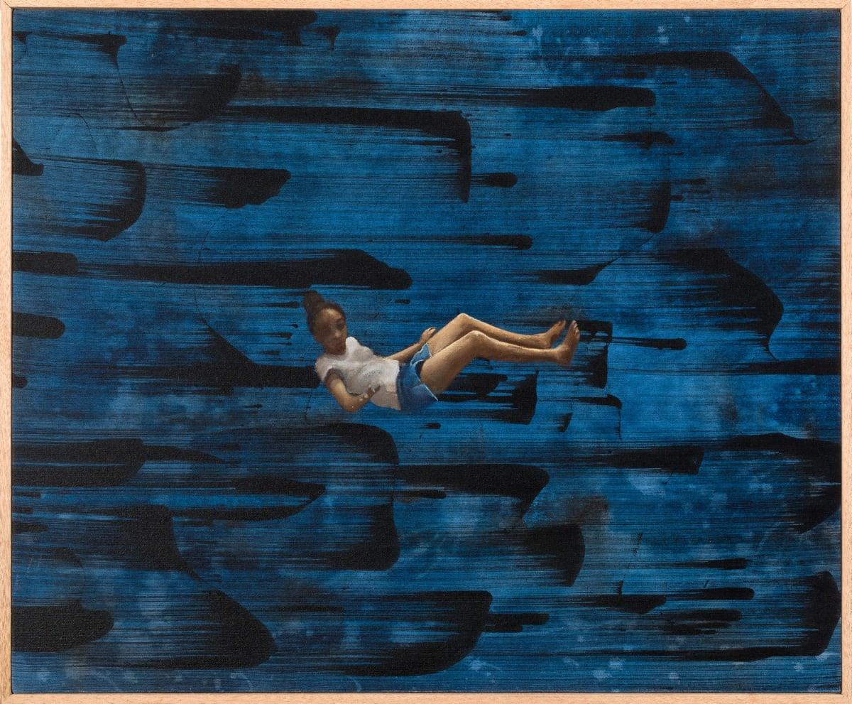 Tom Cullberg, Falling 2, 2020
