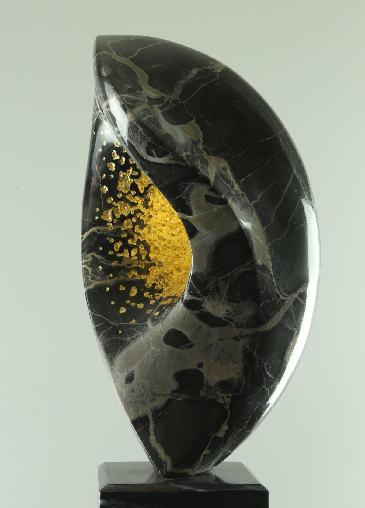 Michael Thacker Swift, 2018 Stone Sculpture 29 x 13 x 10 cm 11 3/8 x 5 1/8 x 4 in
