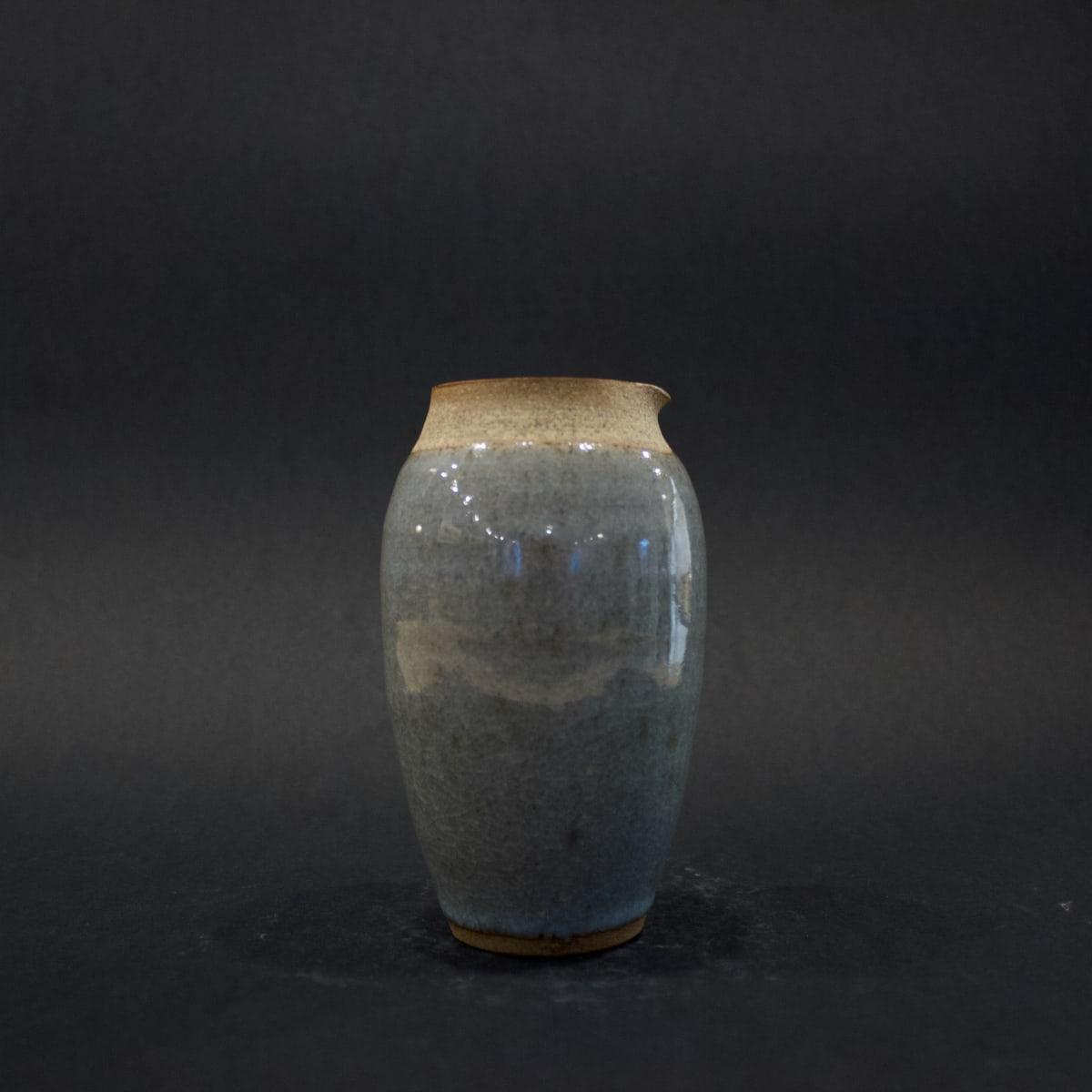 Kate Garwood Chun Jug, 2019 Ceramic 10 x 7.5 x 7.5 cm 3 1/2 x 3 x 3 in