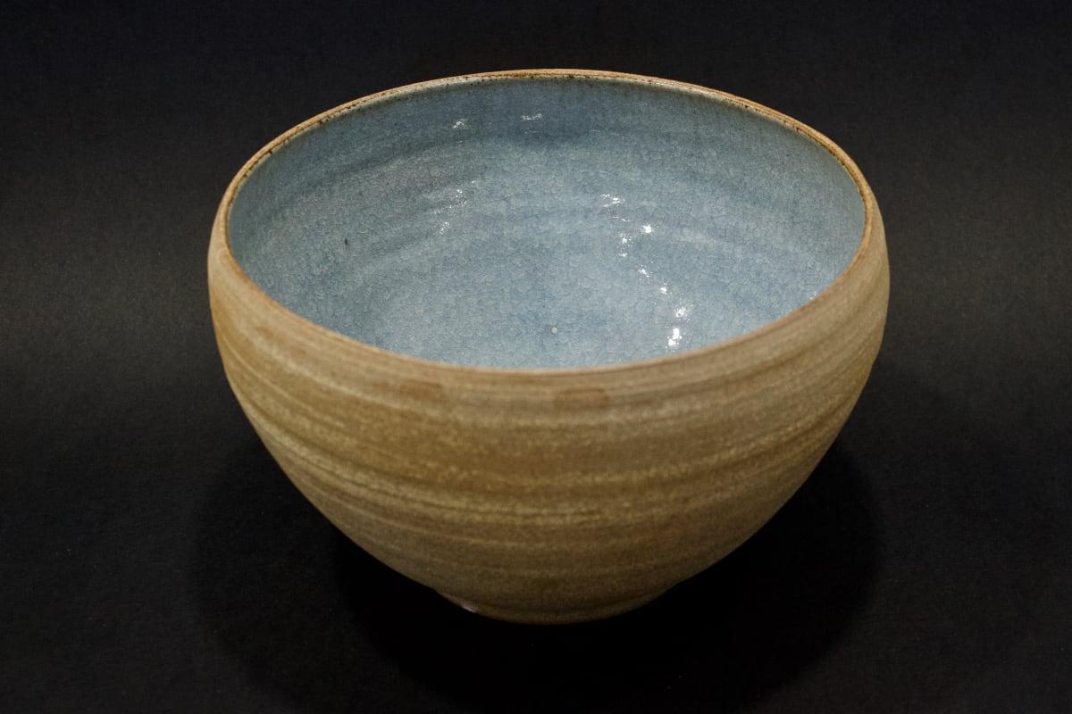 Kate Garwood Large Chun Bowl, 2019 Ceramic 15 x 24 x 24 cm 5 7/8 x 9 1/2 x 9 1/2 in
