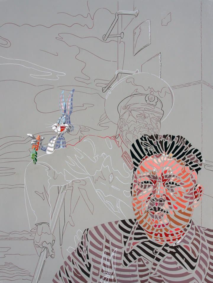 """Farsad Labbauf, """"Oh, Sweet, Bitter World"""", 2016"""