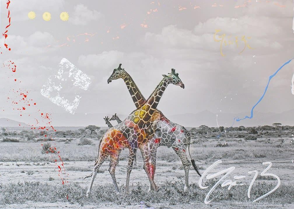 Arno Elias, Giraffe Duet, 2015