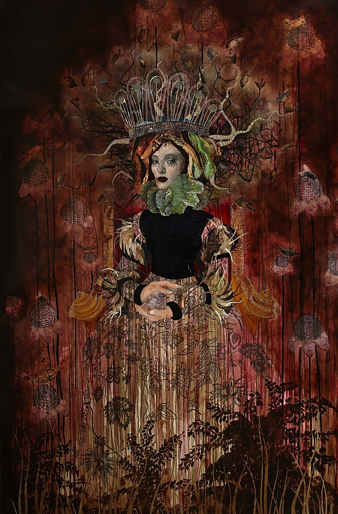 Sabina Pieper, The Bird Princess, 2019