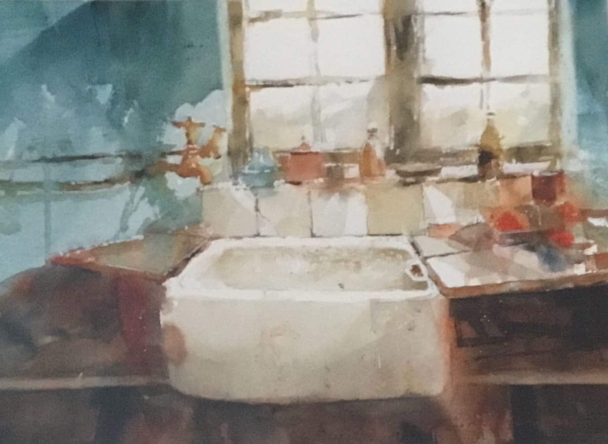 David Norman, The Scullery, 2019