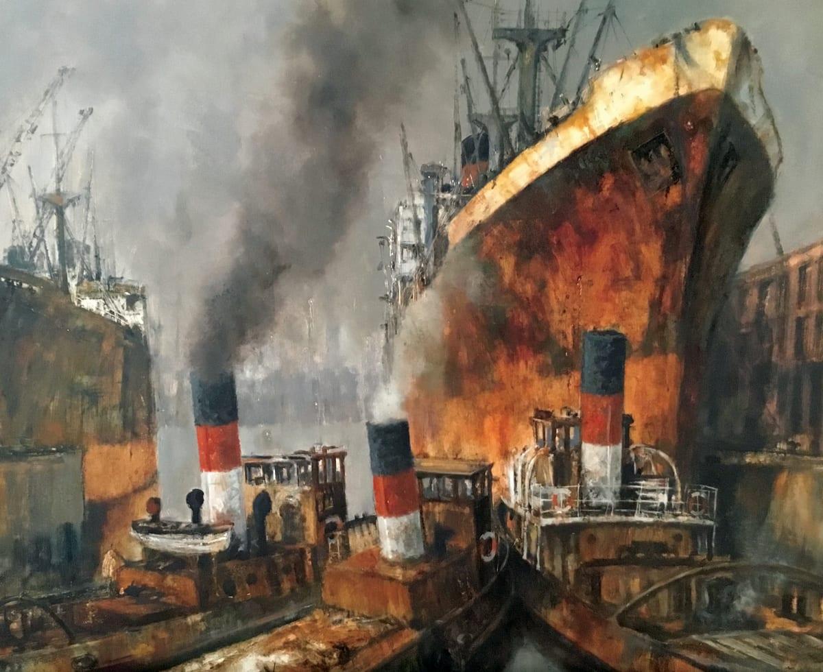 Anthony Amos, The Tugboats