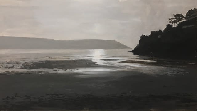 Greg Ramsden, South Sands Morning, 2019