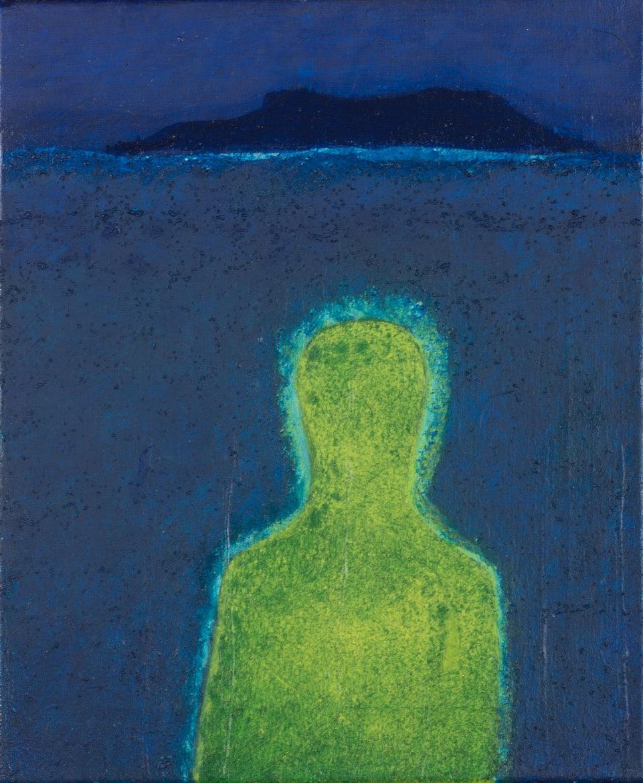 David Harkins, The Island , 2018