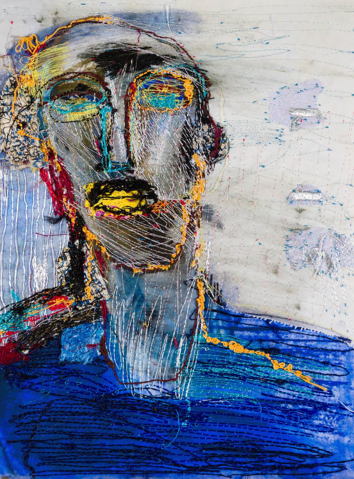 Alice Kettle, Blue Head, 2019