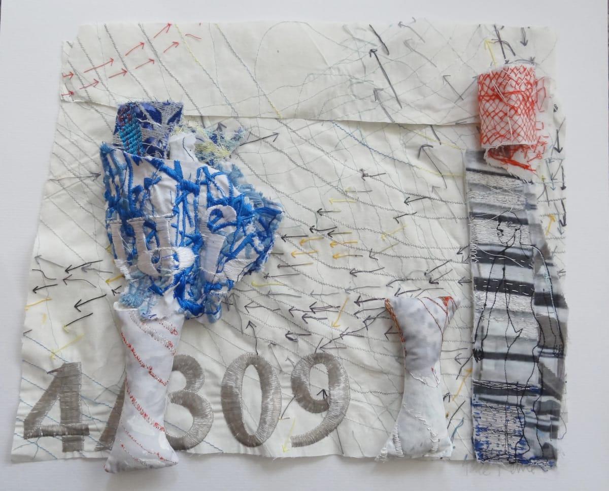 Alice Kettle, Blue Tree, 2016