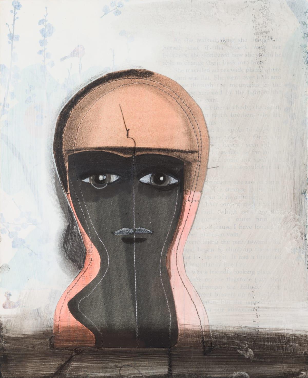 Cathie Pilkington RA, Paper Head , 2018