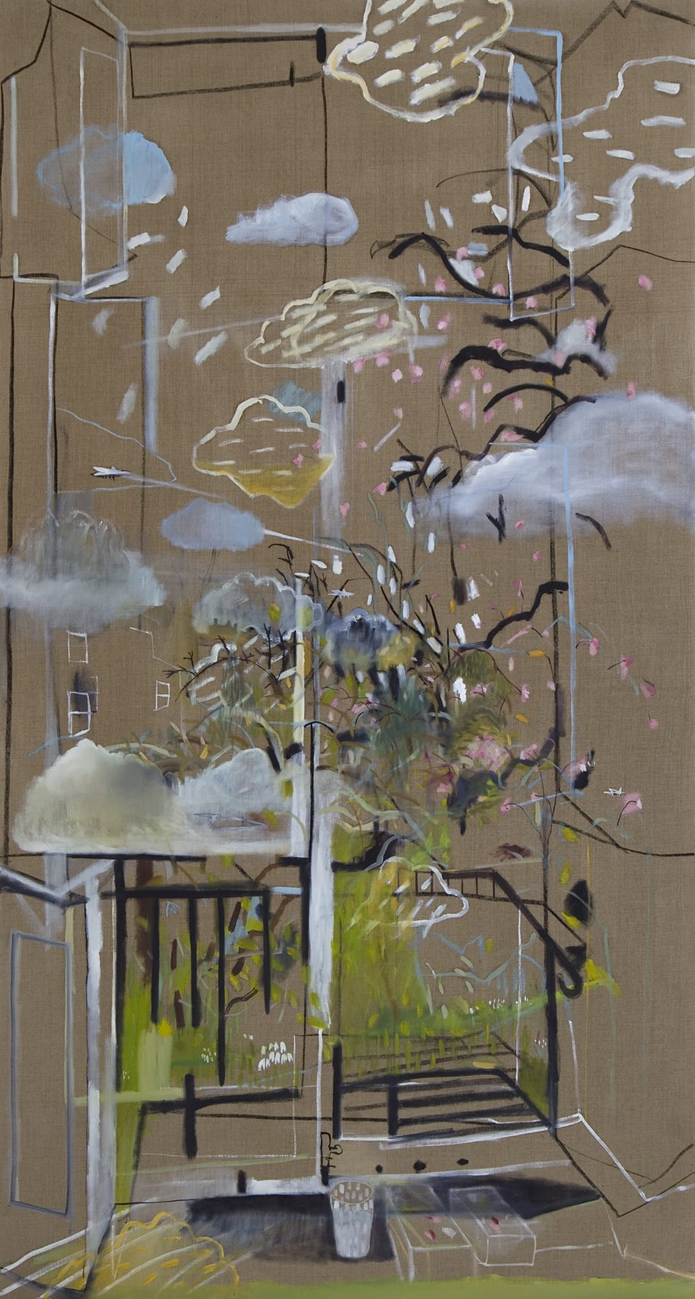 Katie Sollohub, Dreaming with Open Eyes, 2015