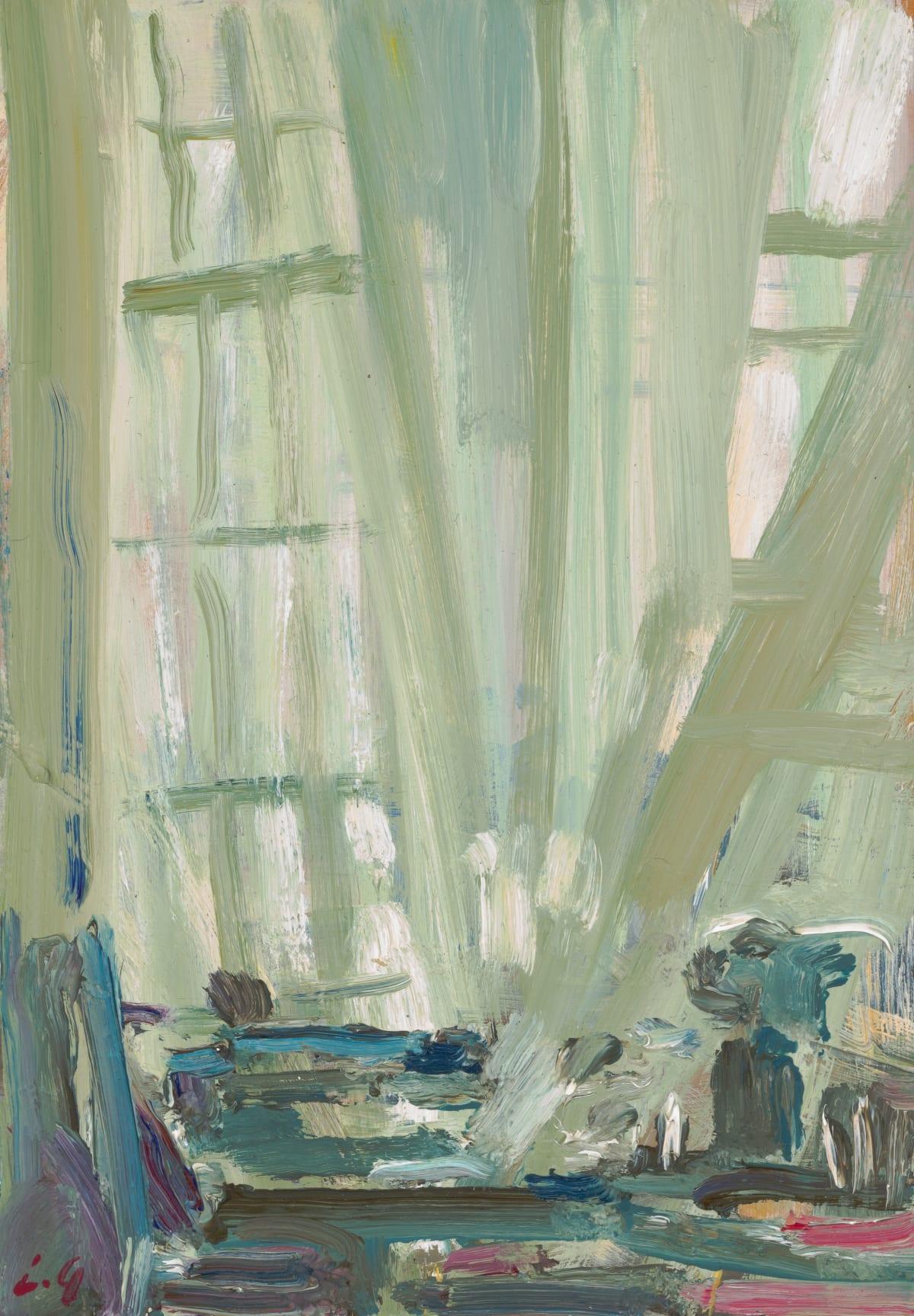Lindy Guinness, Tumbling Illuminations, Eighteen Century Windows, 2020