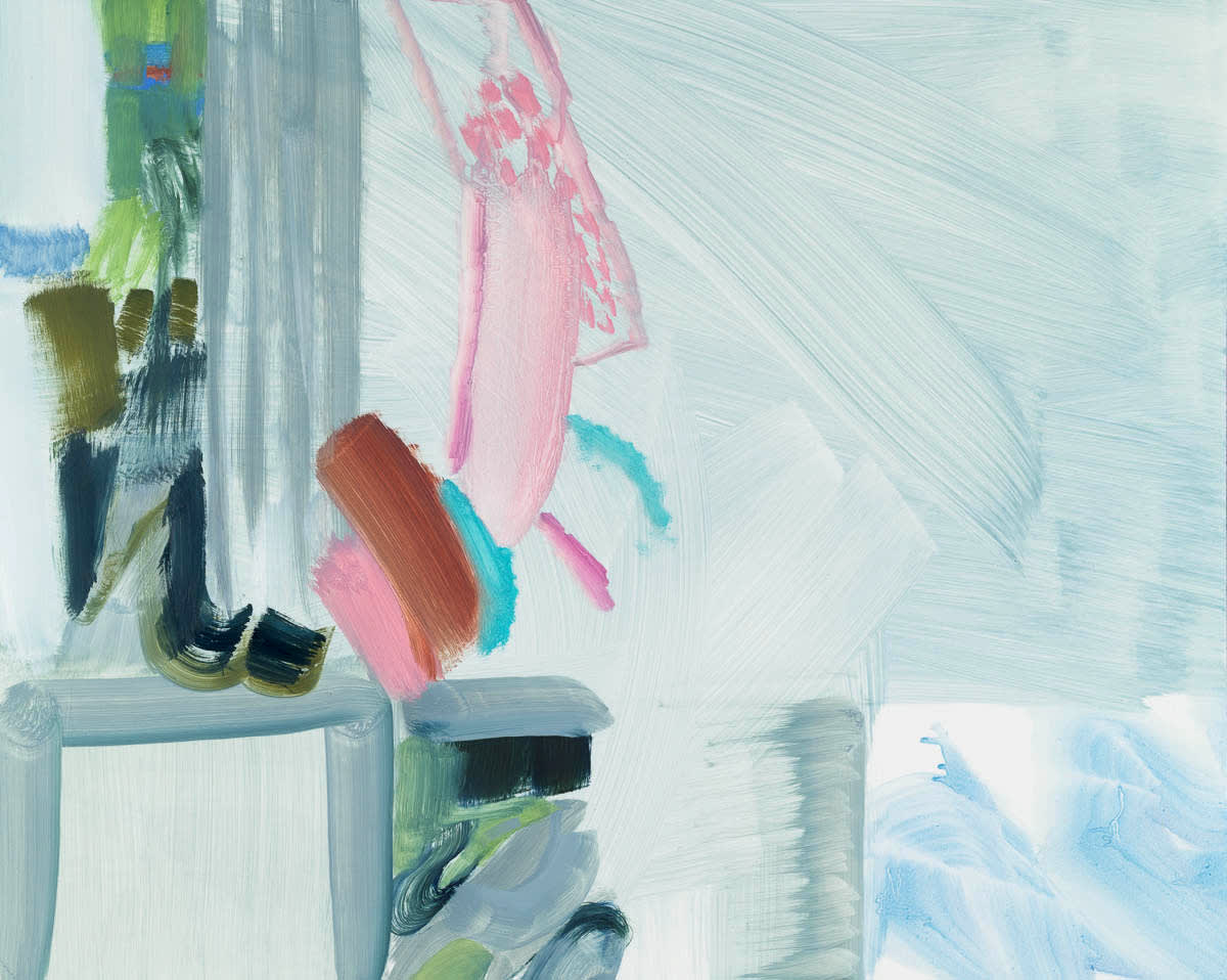 Charlotte Edsell, Pink Pyjamas, 2020
