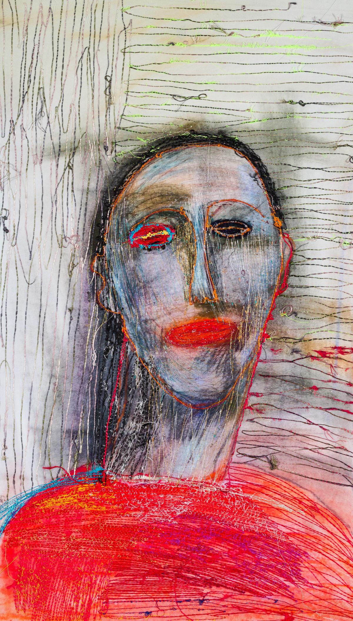 Alice Kettle, Portrait of Isa, 2019