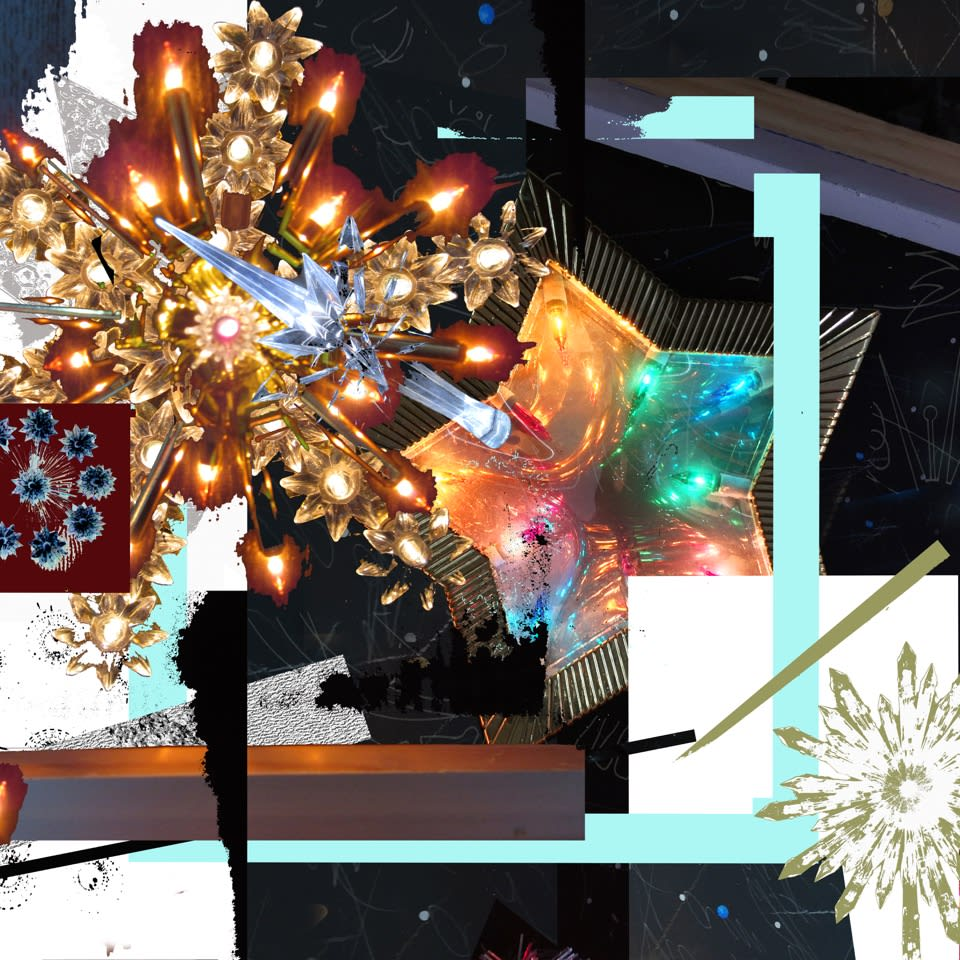 Carlos Betancourt The Future Eternal III, 2018 Pigmented inkjet on fine art paper 36x36 Series: future eternal