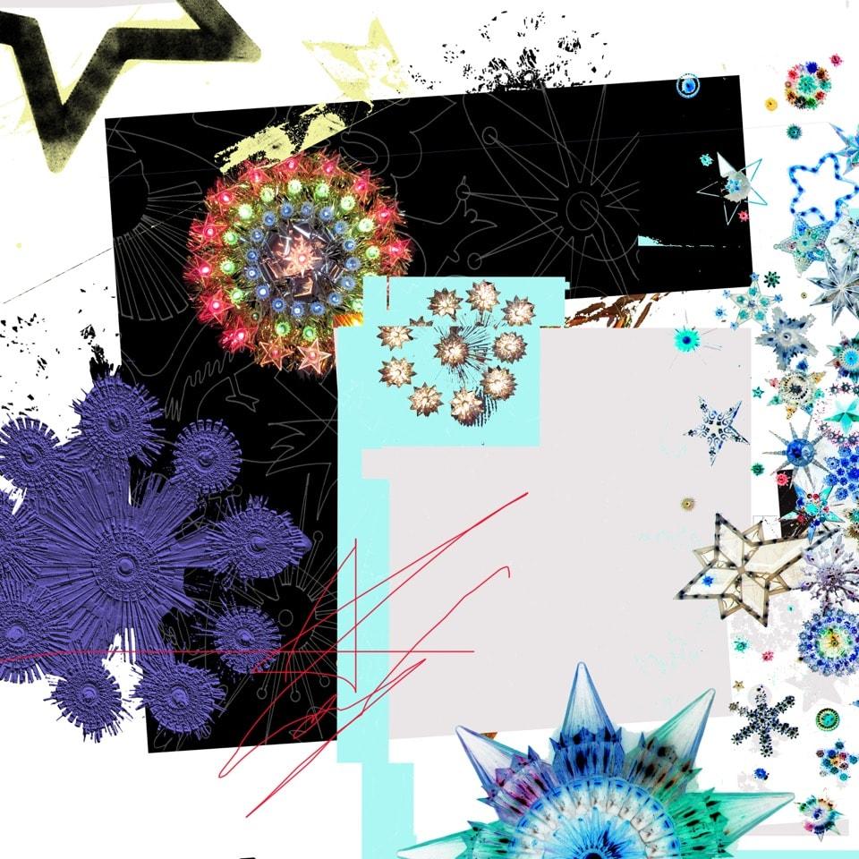Carlos Betancourt The Future Eternal VII, 2018 Pigmented inkjet on fine art paper 36x36 Series: future eternal