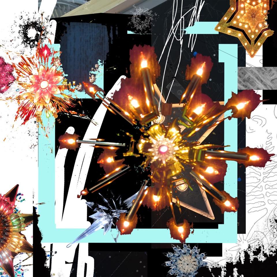 Carlos Betancourt The Future Eternal II, 2018 Pigmented inkjet on fine art paper 36x36 Series: future eternal