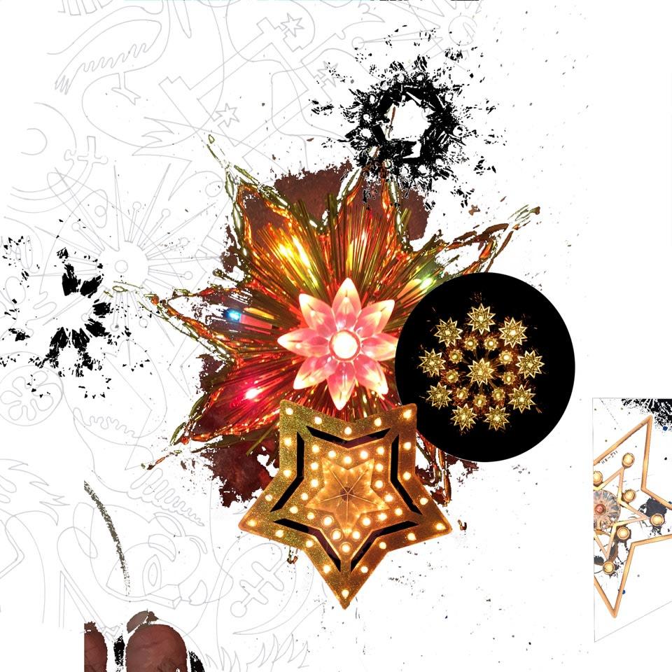 Carlos Betancourt The Future Eternal XVI, 2018 Pigmented inkjet on fine art paper 36x36 Series: future eternal