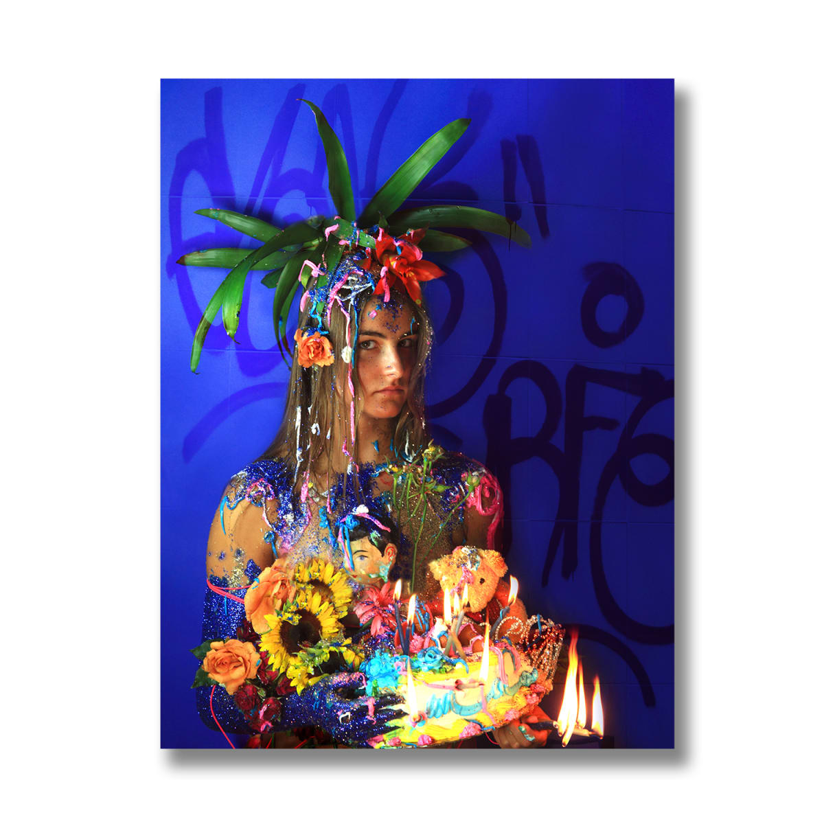 Portrait Series: Sophie, 2010