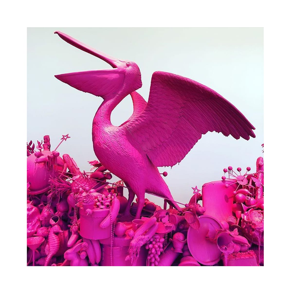 Let Them Feel Pink and La Silla, 2012