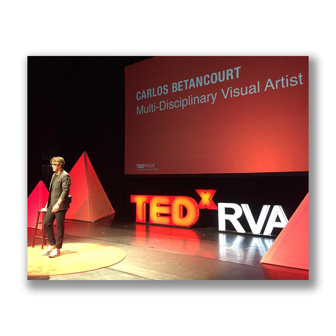 TEDxRV Talk, 2017