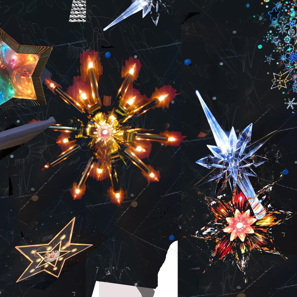 Carlos Betancourt The Future Eternal XIII, 2018 Pigmented inkjet on fine art paper 36x36 Series: future eternal