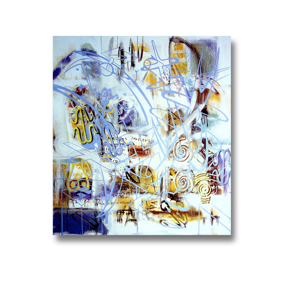 Painting Archaic I. 1997-1999