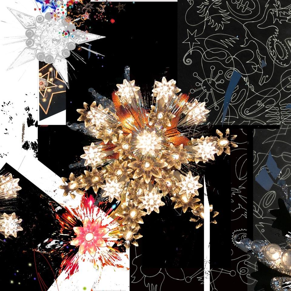 Carlos Betancourt The Future Eternal XV, 2018 Pigmented inkjet on fine art paper 36x36 Series: future eternal