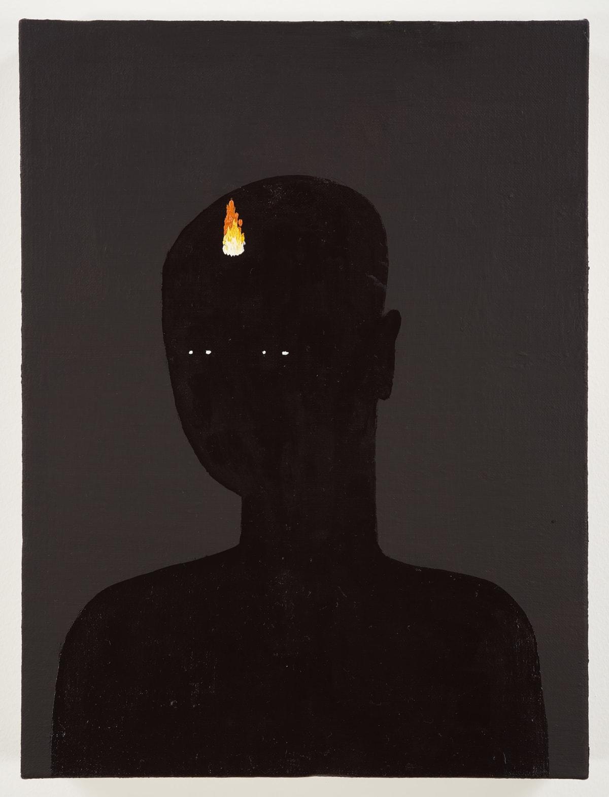 Kenny Rivero, Portrait as a Self, 2018