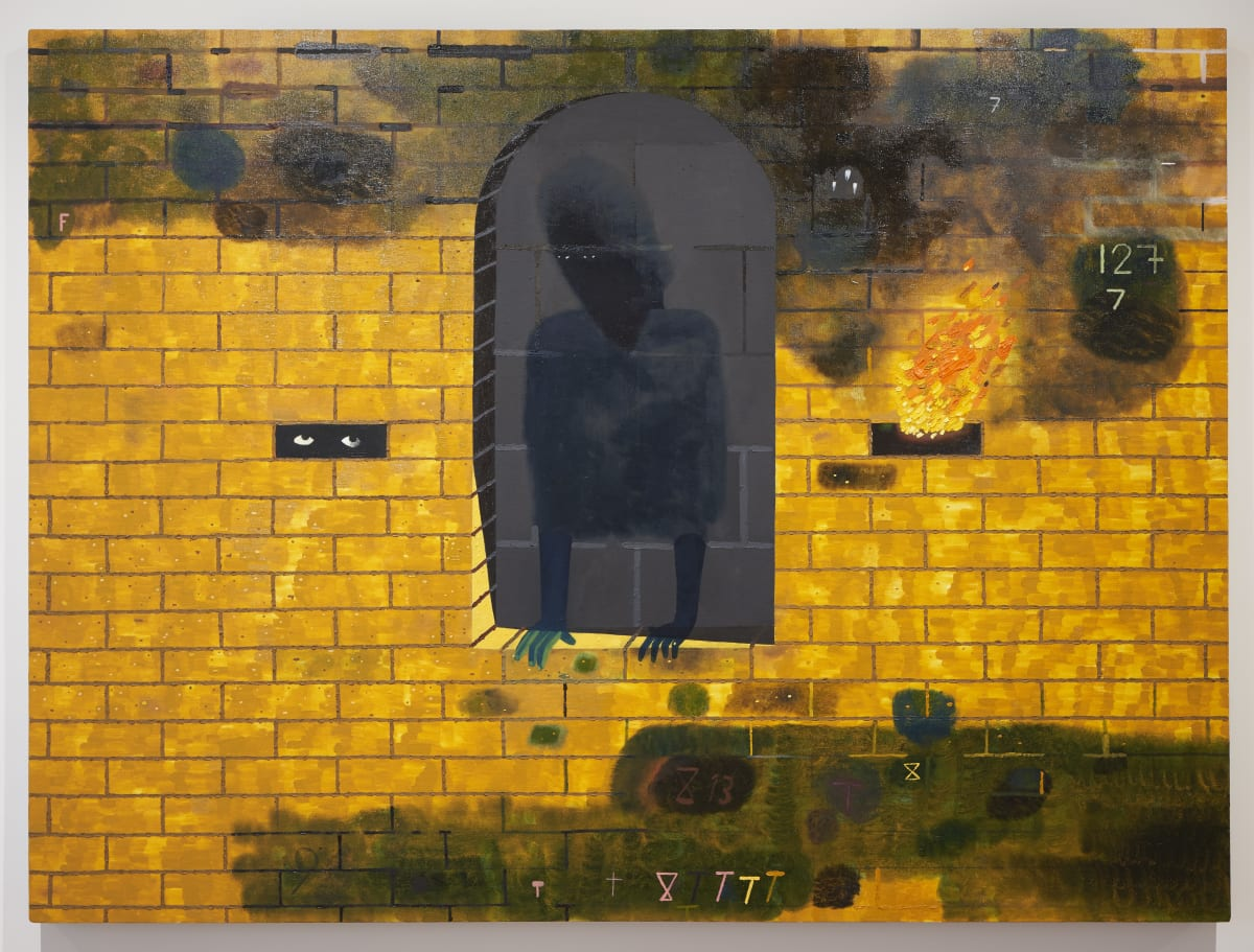 Kenny Rivero, Window, 2018